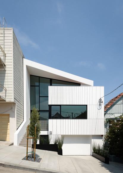 Проект Switchback House, Сан-Франциско