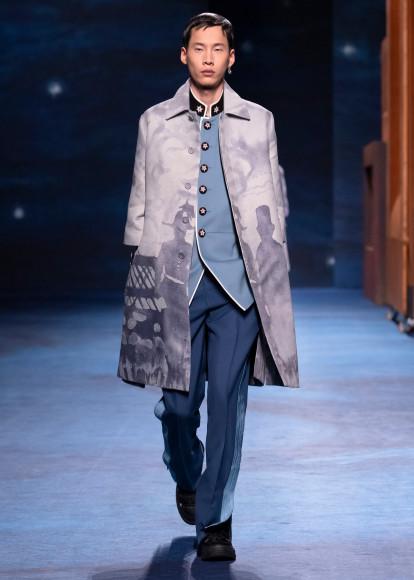 Dior Men, осень-зима 2021/22