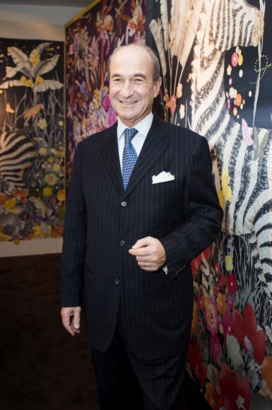 Мишель Норса, CEO Salvatore Ferragamo