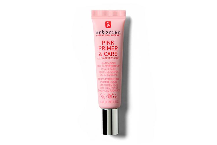 PP праймерErborian,сужающий поры, выравнивающий цвет лица, разглаживающий и улучшающий текстуру кожи