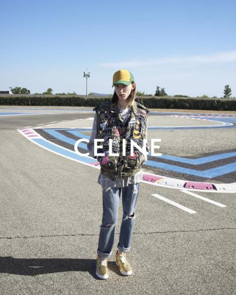 Celine, весна-лето 2021