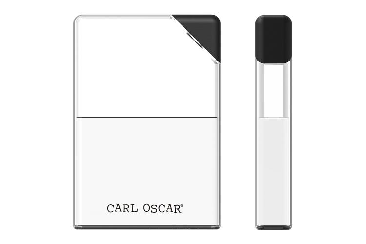 Бутылка, Carl Oscar