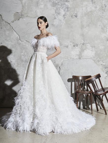 Платье Zuhair Murad, цена по запросу (Wedding by Mercury)