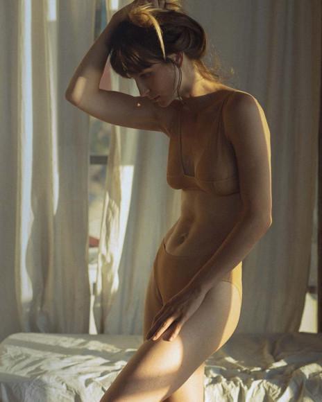 Дебютная коллекция HER lingerie— Narcissus