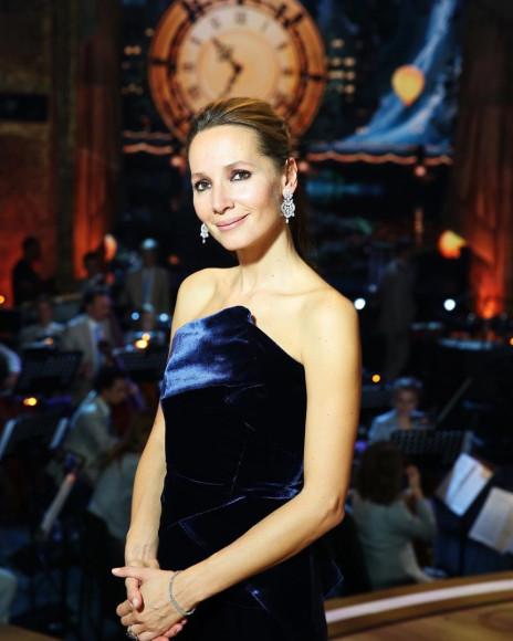 Дарья Златопольская на конкурсе «Синяя птица»