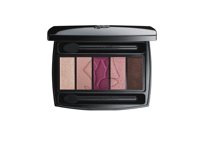 Палетка теней для макияжа Hypnôse Palette, оттенок 12 Rose Fusion,Lancôme