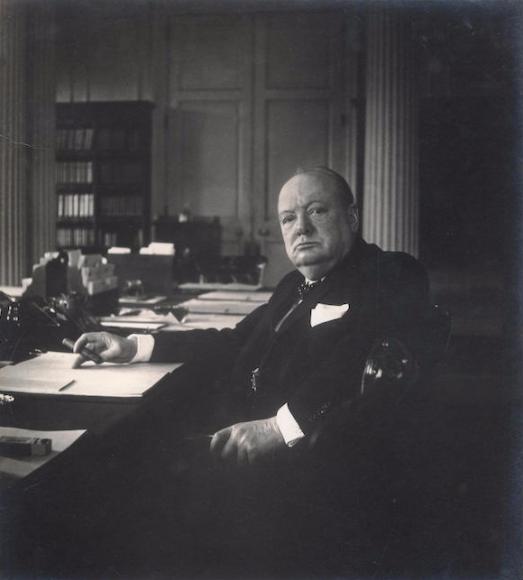 Вставная челюсть Уинстона Черчилля — $24 500