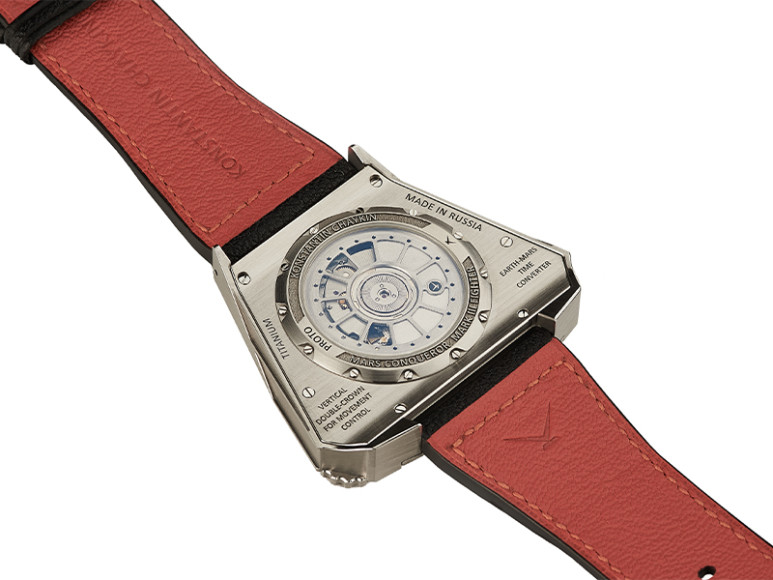 Часы Mars Conqueror Mk3 Fighter, Konstantin Chaykin
