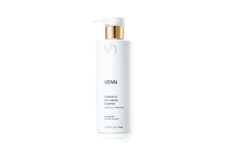 Синбиотический полиаминный шампунь Venn
