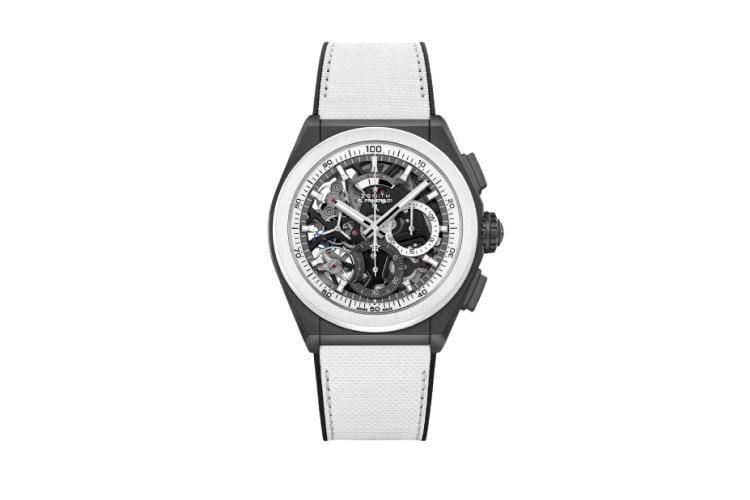 Часы Defy El Primero 21 Black & White, Zenith
