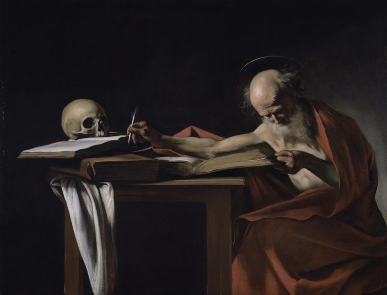 Michelangelo Merisi, dit Caravage, Saint-Jérôme