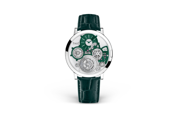 Часы Altiplano Ultimate Concept La Cote-aux-fees Edition, Piaget