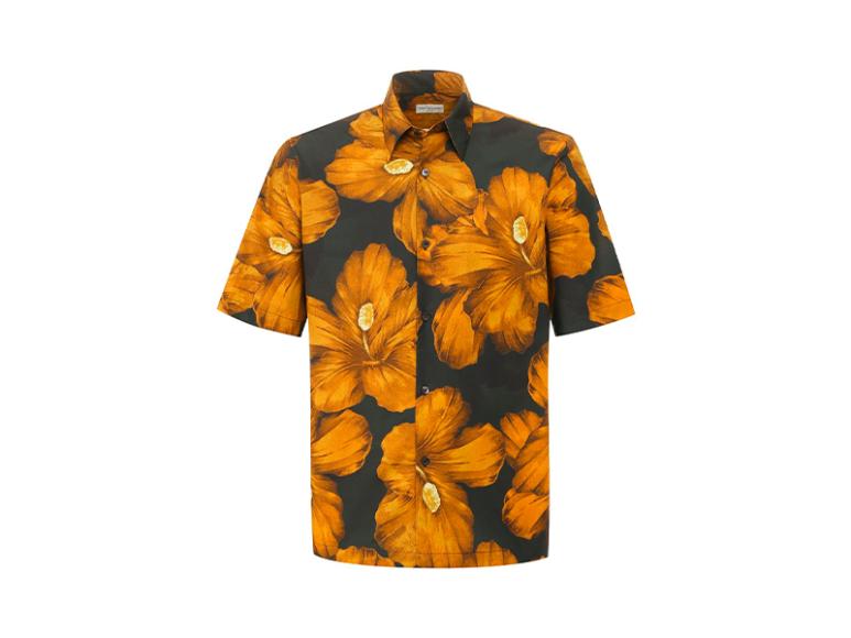 Мужская рубашка Dries Van Noten, 29 950 руб. (tsum.ru)