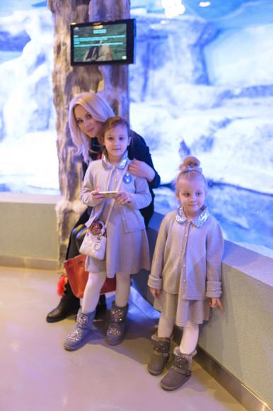 Инна Михайлова с дочками