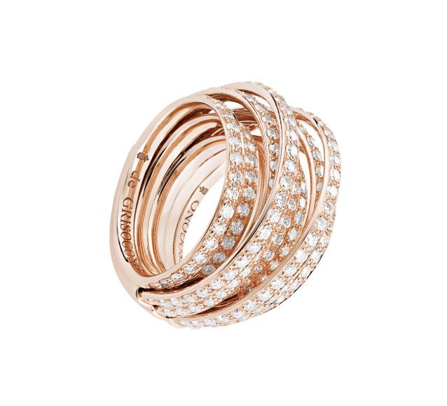 Кольцо Allegra, DE GRISOGONO