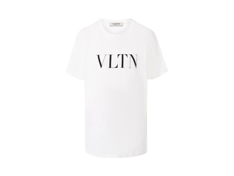 Женская футболка Valentino, 26050 руб. («Барвиха Luxury Village»)