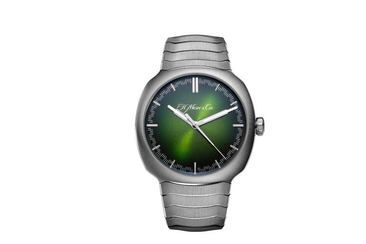 Часы Streamliner Matrix Green, H.Moser