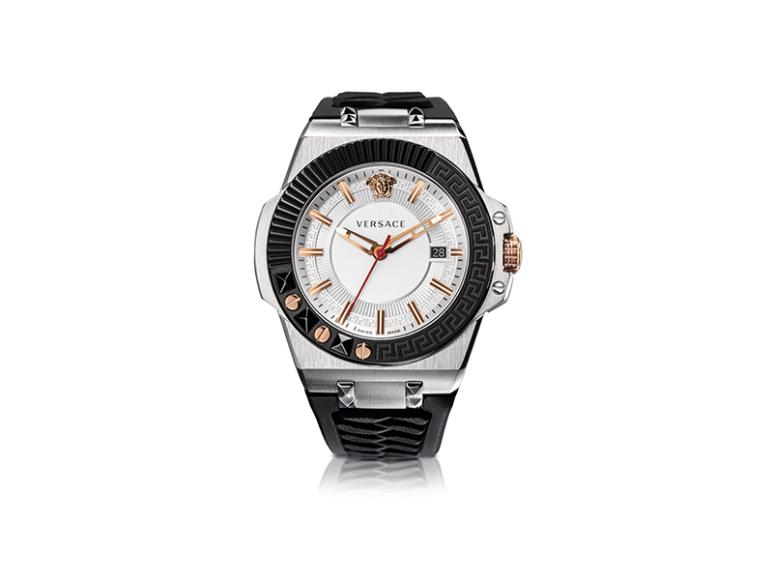 Часы Chain Reaction, Versace, 90580 руб. (магазины AllTime.ru)