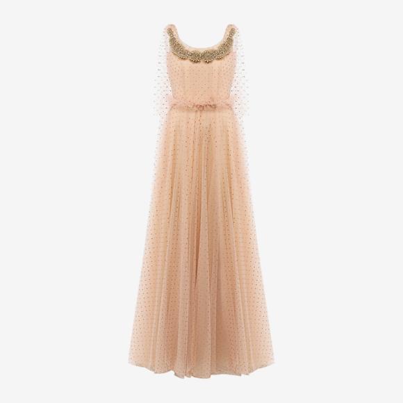 Платье Luisa Beccaria (ЦУМ), 375 500 руб.