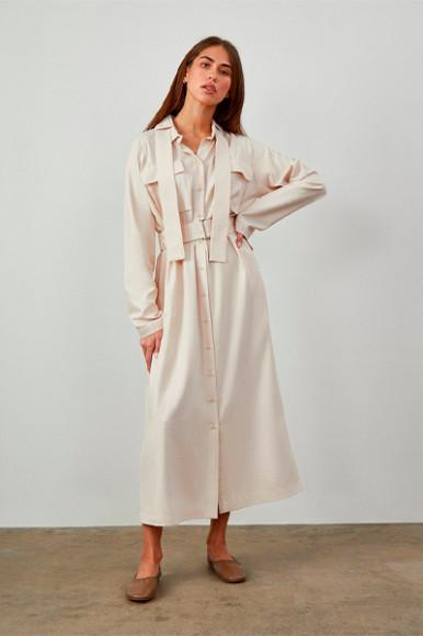 Платье 12storeez, 6980 руб. с учетом скидки (12storeez.com)
