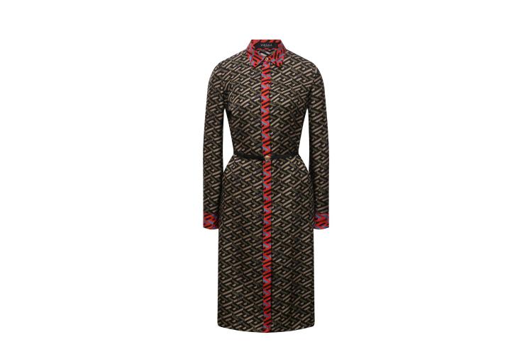 Платье Versace, 171 500 руб. (Барвиха Luxury Village)