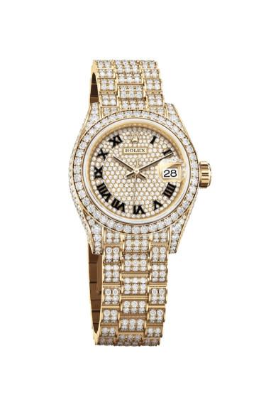 Часы Rolex Oyster Perpetual Lady Datejust, Rolex