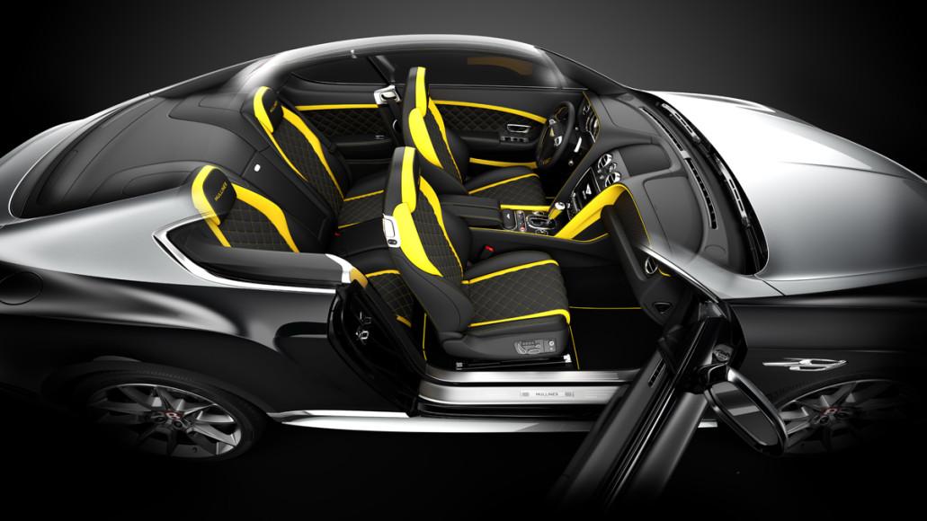 Continental GT V8 S в версии Silverfox Edition