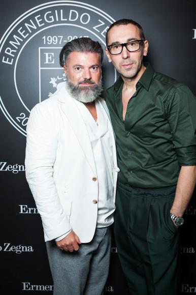 Рикардо Тортато и Алессандро Сартори