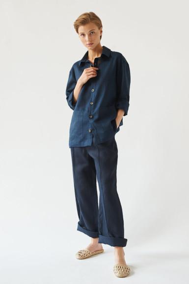 Льняная пижама Sleeper, $260