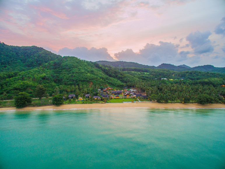 Вид наANI Private Resorts Thailand