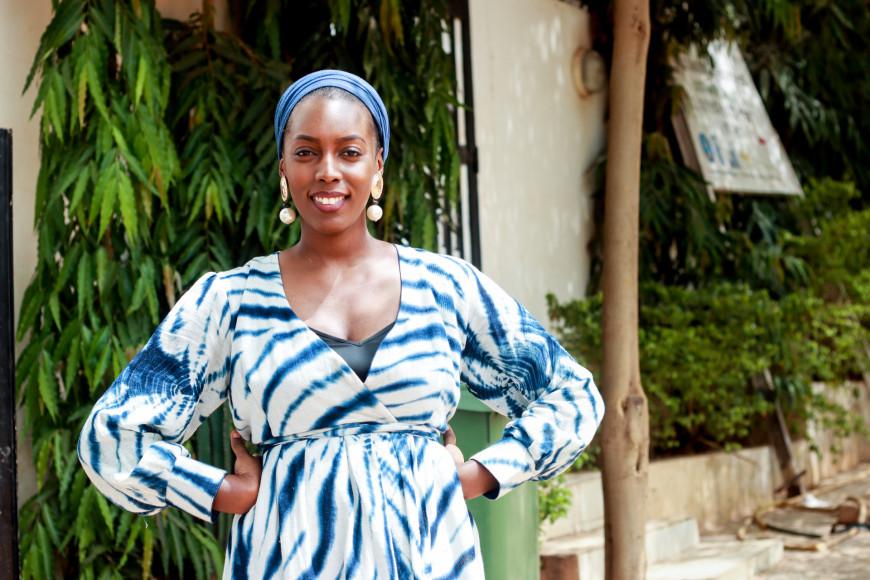 Лауреат премии Cartier Women's Initiative Сейнабу Диенг (Мали)