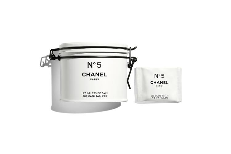 Таблетки для ванны The bath tablets, Chanel Factory 5, Chanel