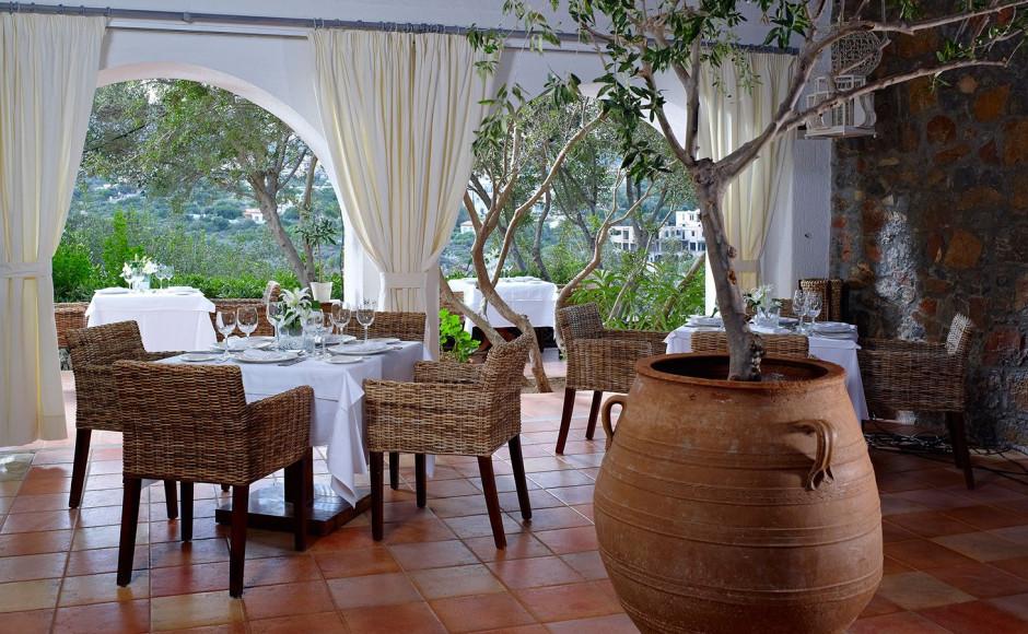 Ресторан Labyrinthos