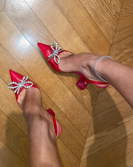 Обувь Amina Muaddi