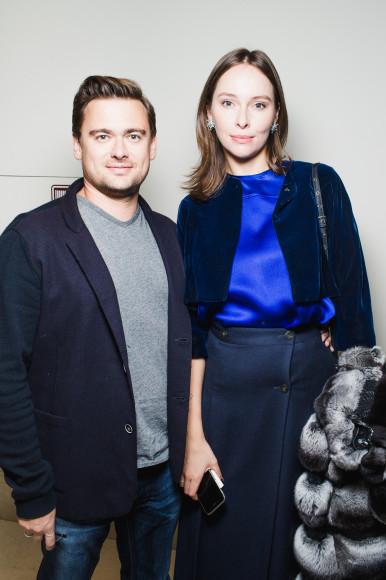 Владимир и Ирина Зарьковы
