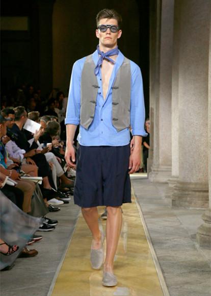 Giorgio Armani, весна-лето 2020