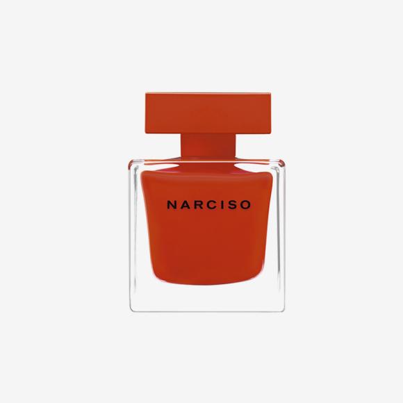 Цветочный аромат NARCISO eau de parfum rouge, Narciso Rodriguez. Цена: 90 мл — 8600 руб.