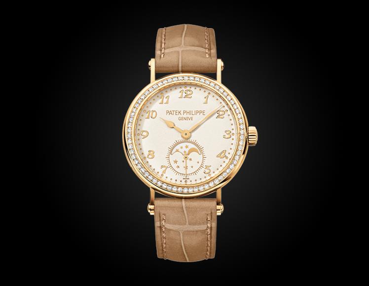Ladies Complications, Patek Philippe, желтое золото — ₽ 2 121 600