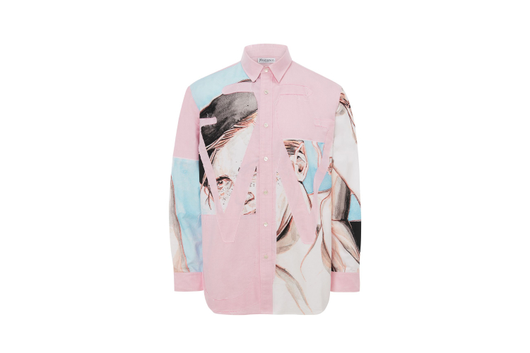 Рубашка JW Anderson, 46 000 руб. (farfetch.com)