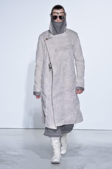 Boris Bidjan Saberi. Парижская неделя моды, осень-зима 2016/2017.