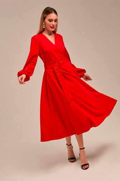 Платье All We Need, 4900 руб. с учетом скидки (allweendeed.ru)
