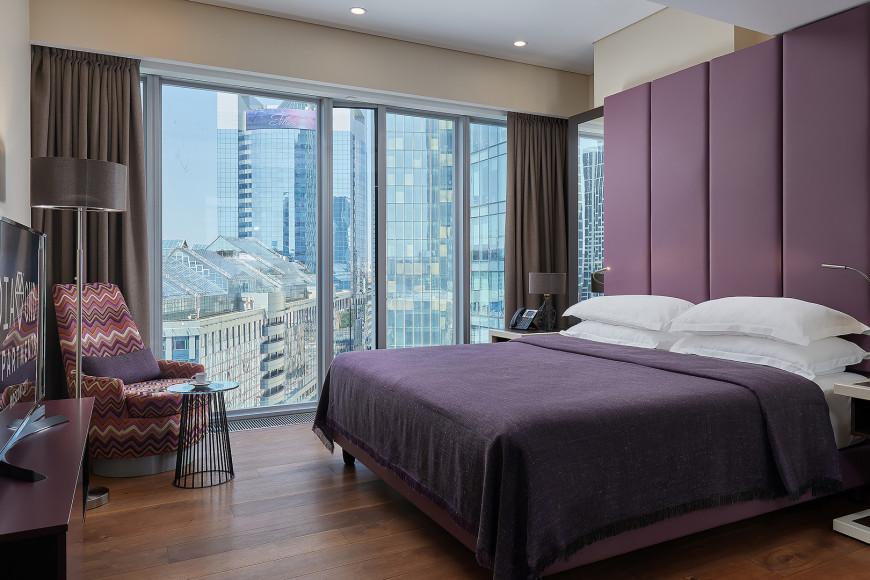 Спальня Premium Apartment