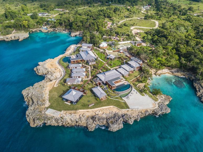 Территория ANI Private Resort Dominican Republic