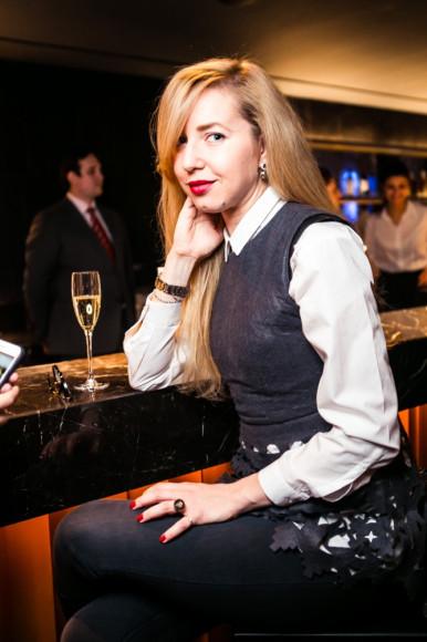 Алла Пищаева, ювелирный и часовой редактор Harper's Bazaar