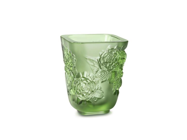 Ваза Pivoines small, Lalique