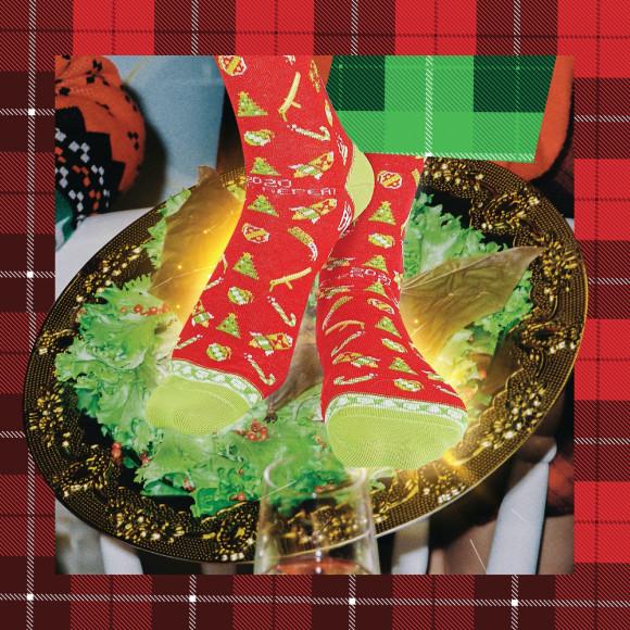 Коллаборация St. Friday Socks X Little Big