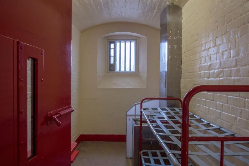 Камера тюрьмы Рединг