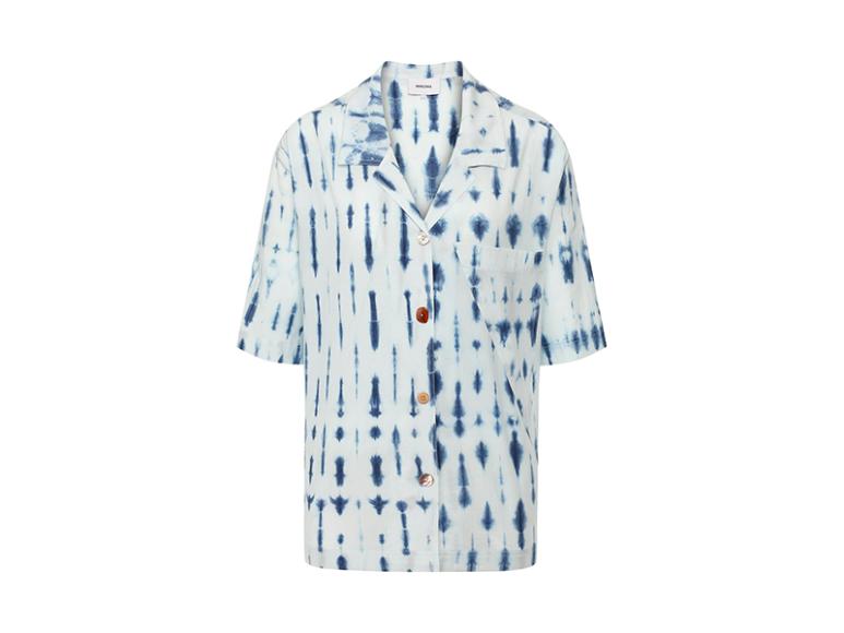 Женская рубашка Nanushka, 25 700 руб. (tsum.ru)