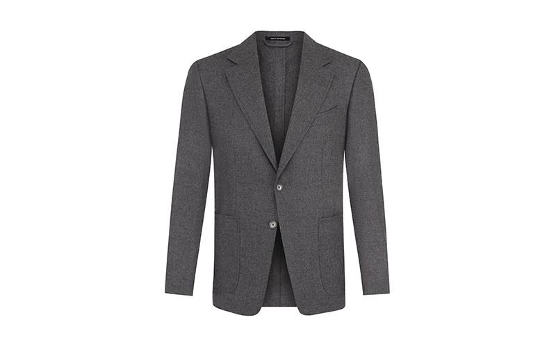 Мужской пиджак Tom Ford, 241000 руб. («Барвиха Luxury Village»)