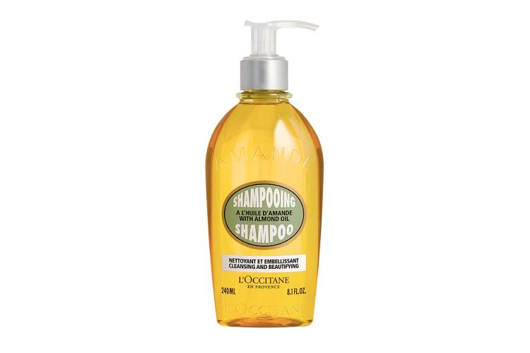 Нежный шампунь для волос Almond Shampoo,L'Occitane